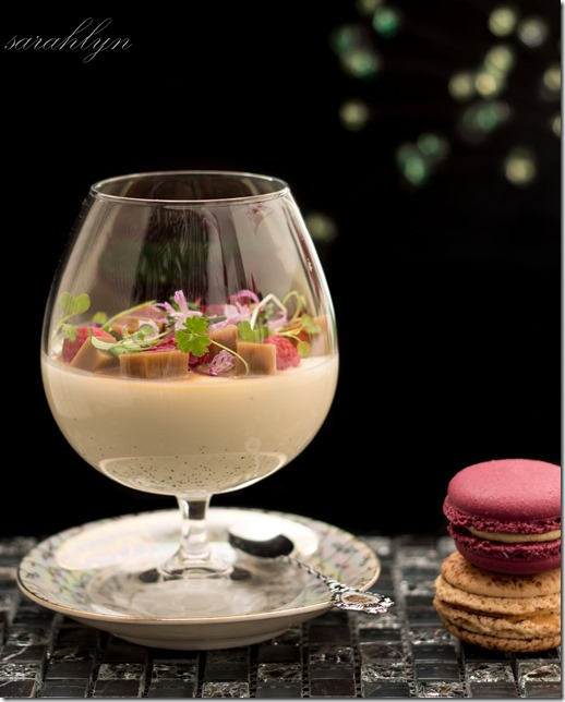 Coffee Panna Cotta (dusted)AcropW