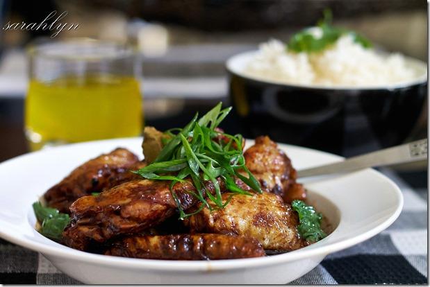 chicken adoboW